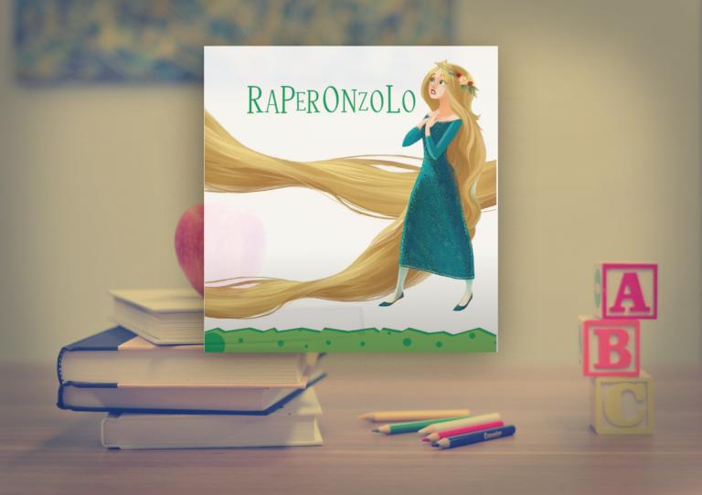 Raperonzolo (Rapunzel)- Italian Stories for Kids to Learn Italian