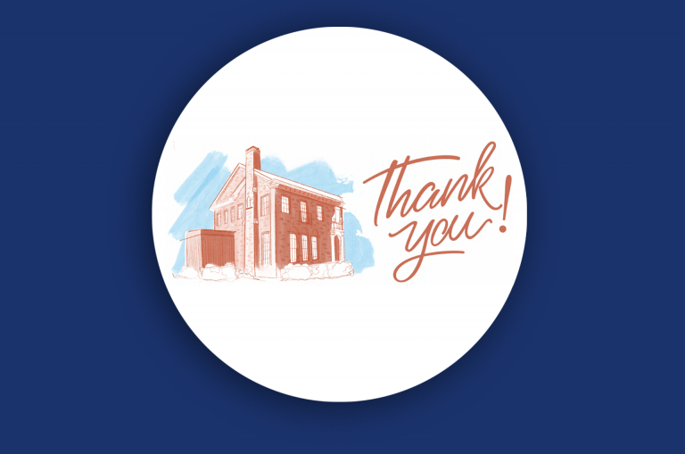 'Thank You' for Supporting the Milford House Fund Campaign