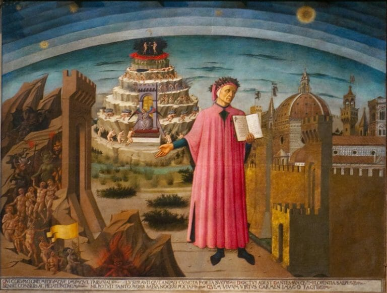 Dante's Inferno – A four-week course to celebrate the 700th anniversary of the passing of Dante Alighieri with Prof. Dominic Aquila