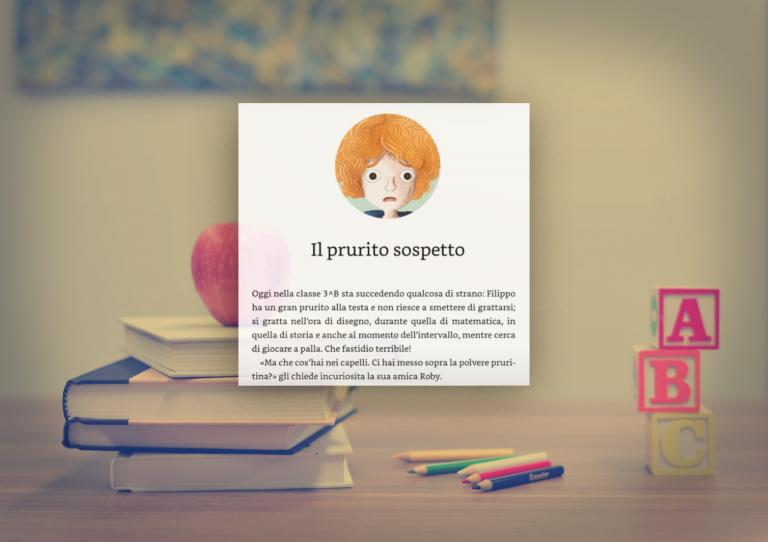 Il Prurito Sospetto (Suspicious Itching)- Italian Stories for Kids to Learn Italian