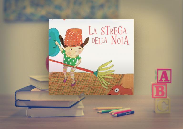 La Strega della Noia (The Witch of Boredom) – Italian Stories for Kids to Learn Italian