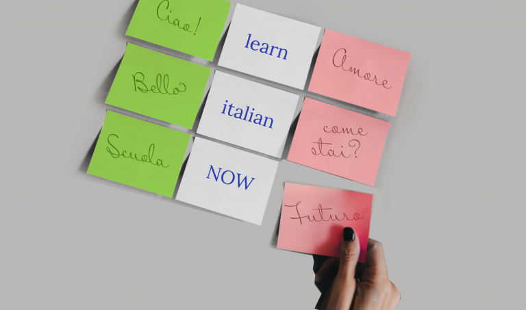 Italian for Beginners – A1 S1