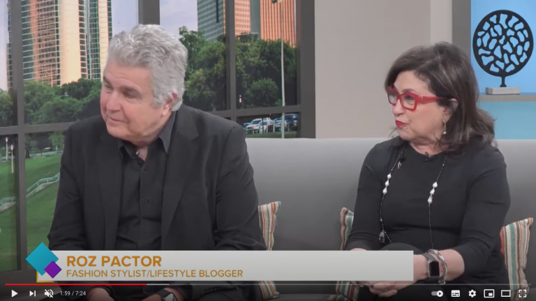Steve Tyrell and Roz Pactor – Great Day Houston